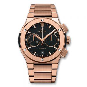 Hublot Classic Fusion Chronograph King Gold Bracelet
