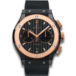Hublot Chronograph Ceramic King Gold