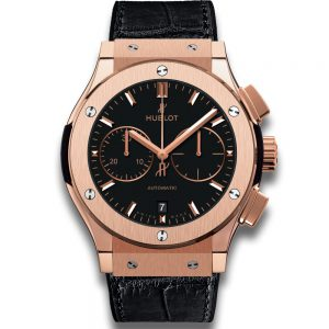 Hublot Classic Fusion Chronograph King Gold