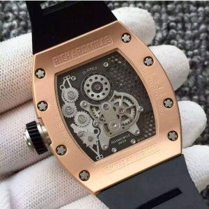 Đồng hồ Richard Mille RM 022 Pink Gold