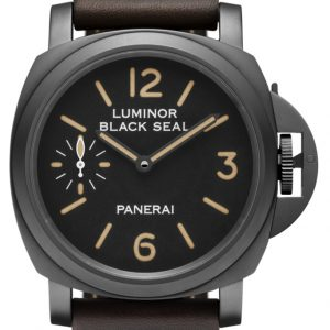 Luminor Chrono Black Seal