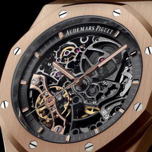 Audemars Piguet Royal Oak Double Balance wheel Openworked vàng
