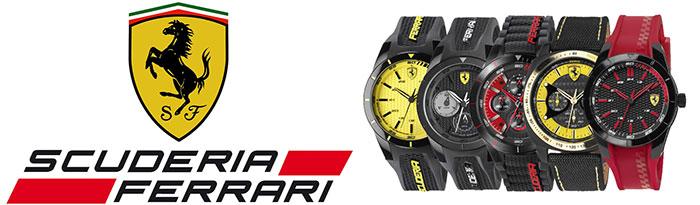 Những chiếc đồng hồ Scuderia Ferrari